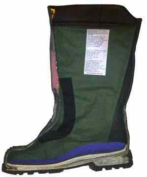 Haix Fire Boot